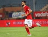 عبد الله السعيد يغيب عن مباراة الأهلى والمقاصة بالدورى