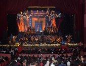 بالصور.. انطلاق المهرجان الثقافى السنوى لطلاب جامعة المستقبل