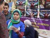 حملات للتوعية بمخاطر الإدمان والتعاطى بجامعة المنوفية