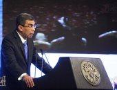 """ياسر رزق: إذا قرر """"السيسى"""" عدم الترشح للرئاسة فسنكون أمام شخص مجهول"""