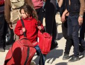 """""""العمل"""" العراقية تودع مجموعة من الأطفال الشيشانيين من الموصل بدار للإيواء"""