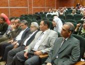 تعيين اللواء محمد سالم مديرا لمطار سفنكس