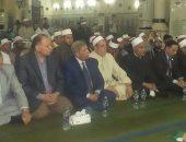 أوقاف الإسماعيلية تقيم احتفال ليلة النصف من شعبان بمسجد أبو بكر الصديق