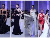 انطلاق اليوم الثانى لأسبوع الموضة la mode beyrouth