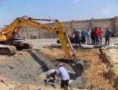 محافظة القاهرة تؤكد سعيها لإصلاح كسر خط مياه محطة مسطرد فى أقرب وقت