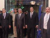 بالصور.. مدير أمن البحيرة يشهد الاحتفال بيوم الوفاء لضباط الشرطة