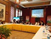 """سفير الصين: 900 مليار دولار حجم التجارة بين بكين ودول """"الحزام والطريق"""""""