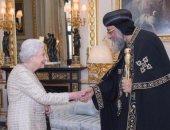 البابا تواضروس: لقائى بالملكة إليزابيث والرئيس الروسى كان طيبا واتسم بالمودة