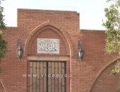 بالفيديو.. شاهد مقبرة ابن علاء مبارك قبل إحياء الذكرى الثامنة لرحيله