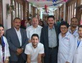 """""""من أجل مصر"""" تدشن قافلة طبية لأهالى الشرقية"""