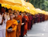 بالصور.. انطلاق فاعليات المهرجان البوذى الشعبى احتفالا بذكرى ميلاد بوذا بسريلانكا