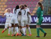 بالفيديو.. سيدات ألمانيا أول فريق يستفيد من نظام ركلات الترجيح الجديد