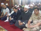 """""""أوقاف"""" الإسكندرية تحتفل بليلة النصف من شعبان بمسجد المرسى أبو العباس"""