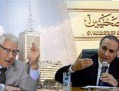 نقيب الصحفيين: طلبنا من النيابة تأجيل التحقيق مع مكرم محمد أحمد للأربعاء المقبل
