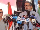 وزير الآثار: تمثال المطرية حظى بأكبر تغطية إعلامية إيجابية عن مصر بالخارج