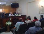 بالصور.. اجتماع طارئ لنقابة أطباء المنوفية لمناقشة عودة وكيل وزارة الصحة