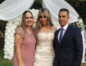 بالصور.. إيمان أبو طالب أحدث عروسة بالوسط الإعلامى بعد وفاء الكيلانى