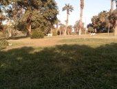 قارئ يشكو انتشار الكلاب داخل الحديقة الدولية فى مدينة نصر