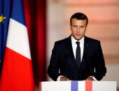 الرئيس الفرنسى: الظروف مهيأة لعقد اجتماع بين ترامب وروحانى