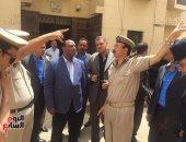 مساعدو وزير الداخلية يقودون جولات ميدانية لتفقد المواقع الشرطية
