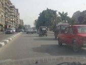 سيولة مرورية على طريق كورنيش المعادى وسط انتشار رجال المرور.. فيديو