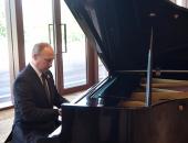 فلاديمير بوتين يلتقى البابا تواضروس الثانى اليوم فى روسيا