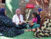 """بالصور: """"هتبقى أم"""" مشروع لطلاب إعلام عين شمس لإجراء التحاليل قبل الحمل"""