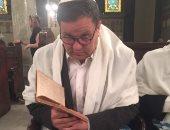 """إدوارد يشكر وحيد حامد بعد منحه دور يهودى فى """"الجماعة2"""""""