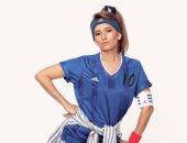 """زينة لاعبة كرة قدم تصل بالمنتخب المصرى لكأس العالم فى """"كابتن فرشيحة"""""""
