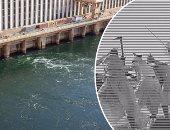 30 صورة تحكى قصة كفاح إنشاء السد العالى بمناسبة اليوبيل الذهبى لافتتاحه