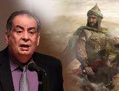 """يوسف زيدان: بنيت تقييمى لـ""""صلاح الدين"""" من مصادر تاريخية لمؤرخين من أهل السنة"""