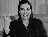 فى ذكرى وفاتها.. شاهد مارى منيب مذيعة فى أحد اللقاءات النادرة