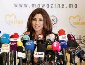 نجوى كرم بمؤتمرها الصحفى بموازين: مهرجان بعلبك لا يقدر الفنان اللبنانى ماديا
