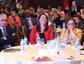 احتفالية تكافل وكرامة  بحضور وزيرتى التضامن والتخطيط