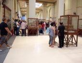 محاضرات مجانية للمرشدين الساحيين بالمتحف المصرى بالتحرير.. اعرف السبب