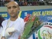 إسلام الجندى يحصل على فضية البطولة الأفريقية للملاكمة