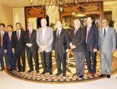 محافظ جنوب سيناء يستعرض محاور التنمية وفرص الاستثمار مع سفراء دول شرق آسيا