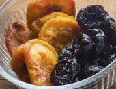 فوائد صحية عديدة للفاكهة المجففة.. تعرف عليها