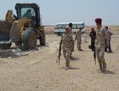 محافظة بنى سويف: إجمالى أملاك الدولة المستردة 2200 فدان