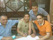 الاتحاد السكندري يمنح نور السيد ٣٠٠ ألف جنيه بعد تجديد عقده