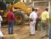 التنمية المحلية: إزالة تعديات على مليون و278  ألف متر من أراضى الدولة