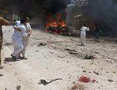 20 قتيلا و50 جريحا حصيلة تفجير بولاية هلمند جنوبى أفغانستان