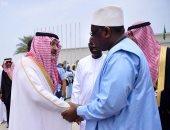 بالصور.. رئيس جمهورية السنغال يصل جدة فى زيارة للمملكة