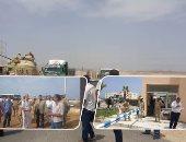 «أراضى الدولة» تسترد 253 ألف فدان و5 ملايين متر بناء فى أنحاء مصر..  تقارير يومية بمعدلات الأداء.. المنيا تتصدر قائمة الإزالات بـ848 ألف متر تعديات.. و10 محافظات تبدأ إصدار عقود تقنين