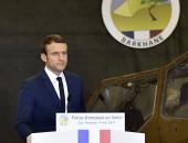 بالصور.. ماكرون: قوات فرنسا ستبقى فى أفريقيا لحين القضاء على المسلحين