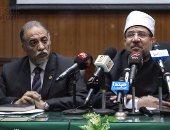 بالصور.. وزير الأوقاف ردا على هجوم الجماعات المتطرفة: لا يقذف بالأحجار إلا الشجر المثمر