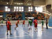 بالصور.. انطلاق بطولة كأس مصر لكرة السلة لذوى الإعاقة الذهنية