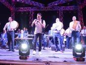 """بالفيديو والصور.. سعد الصغير بعد حفلة طابا لتنشط السياحة: """"حب الناس نعمه من عند ربنا"""""""