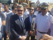 بالصور.. مديرية أمن الجيزة تستعيد 11 ألف فدان من أراضى الدولة بـ6 أكتوبر