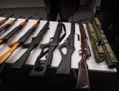 الداخلية تداهم كفر الشيخ وتضبط 7 متهمين بحوزتهم أسلحة ومخدرات